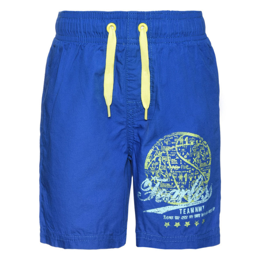 name it Boys Badeshorts Zak nautical blue