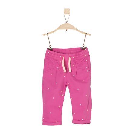s.Oliver Girl s Pantalones rosa