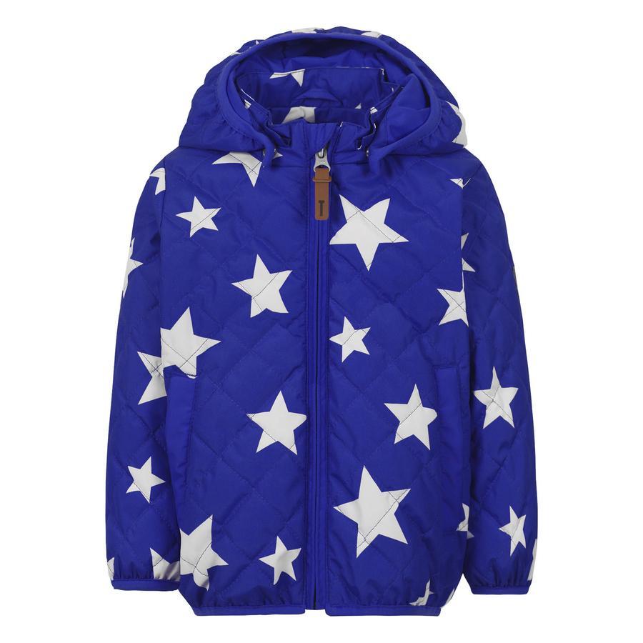 TICKET TO HEAVEN Jasje Mika sterren blauw