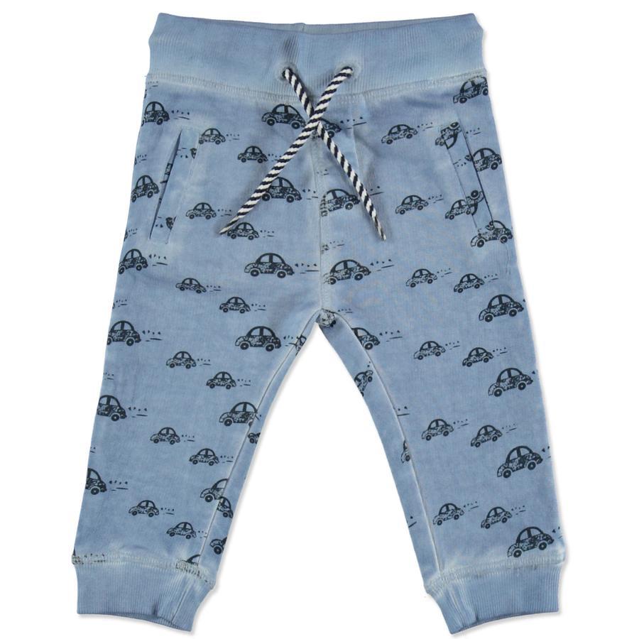 STACCATO Boys joggingbroek jeans blauwe auto