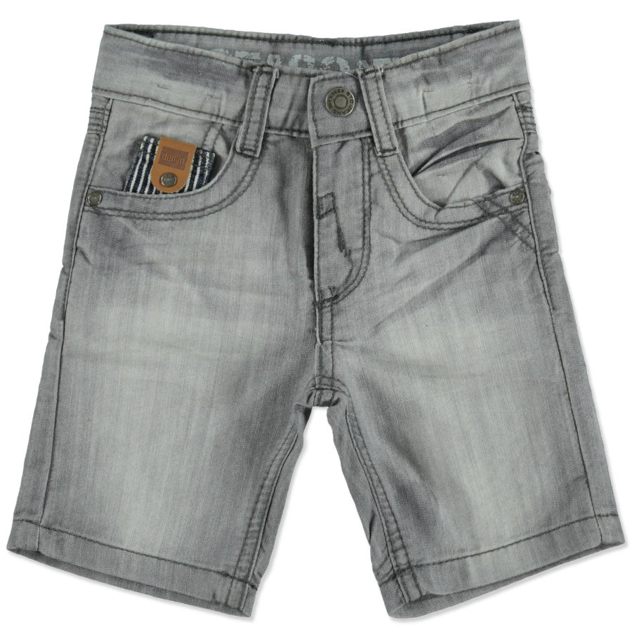 STACCATO Boys Jeansbermudas grey denim