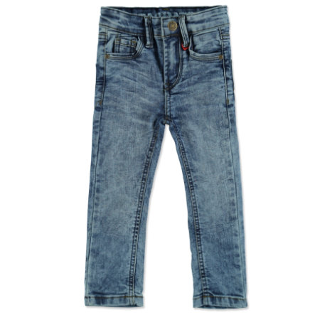 STACCATO Boys Skinny Jeans mit Kette mid blue denim