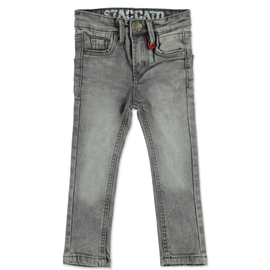 STACCATO Boys Skinny Jeans mit Kette grey denim