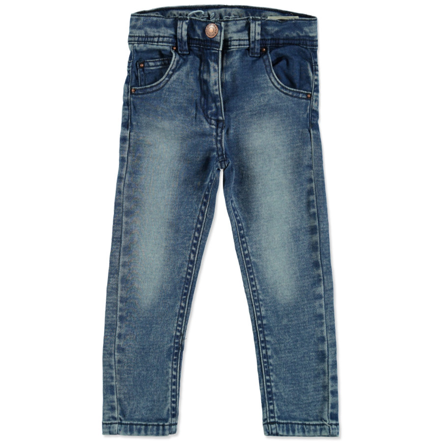 STACCATO Girls Skinny Jogg-Denim mid blue denim