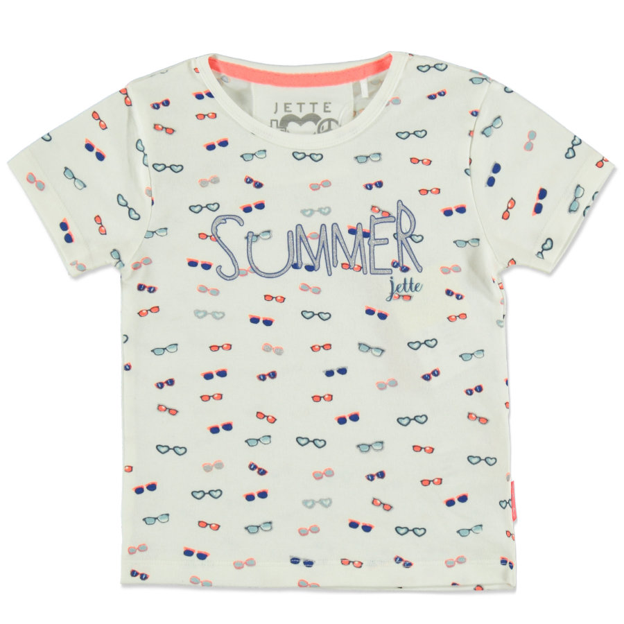 JETTE by STACCATO Girls T-Shirt offwhite Sonnenbrille