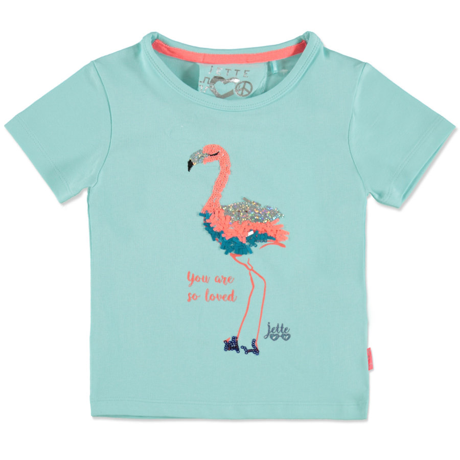 JETTE by STACCATO Girl s T-Shirt cayan Flamingo.