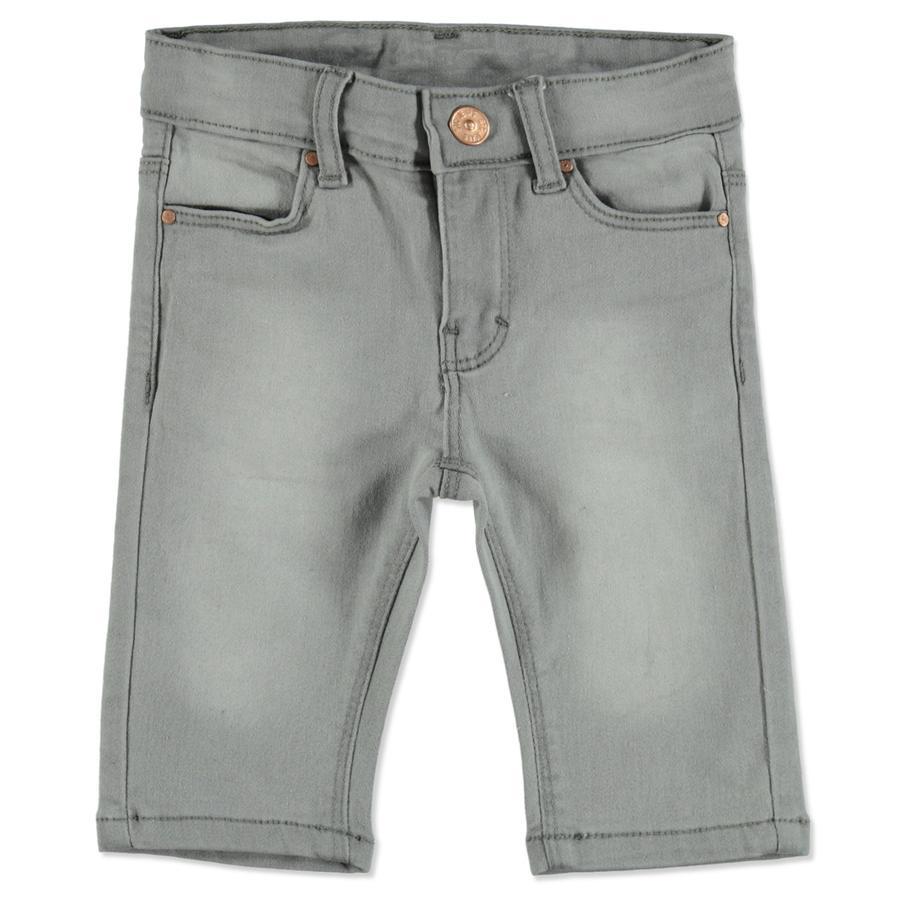 STACCATO Girl s Pantalones vaqueros Capri gris claro