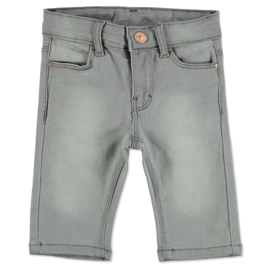 STACCATO Girls Capri-Jeans light grey denim