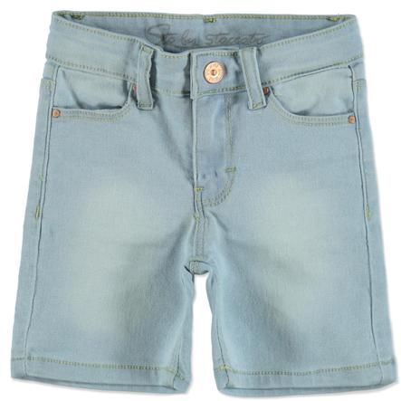 STACCATO Girls Jeans Shorts light blue denim