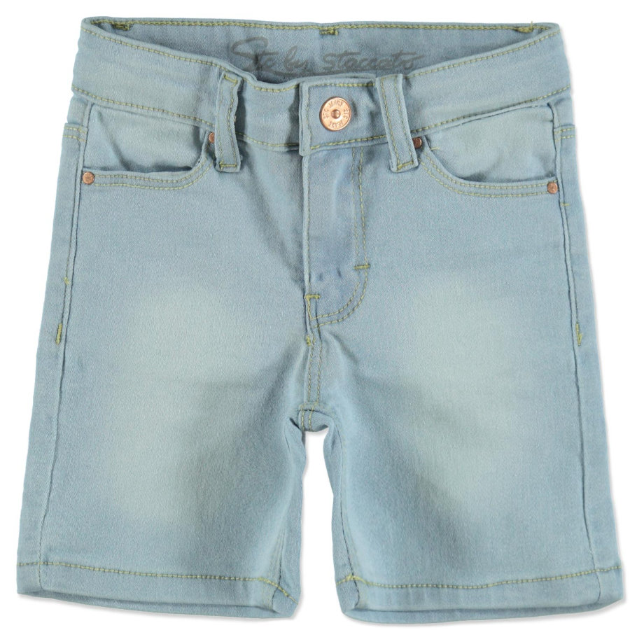 STACCATO Girls Jeans Shorts light blue denim