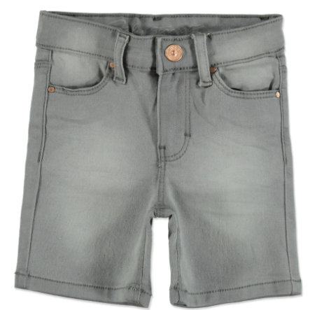 STACCATO Jeans Shorts light grey denim