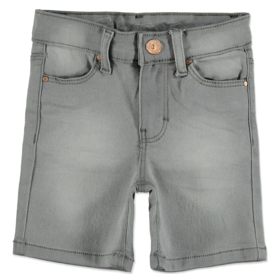STACCATO Girl s Jeans Shorts en denim gris clair