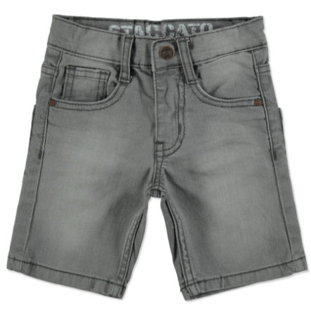 STACCATO Jeans Bermudas grey denim