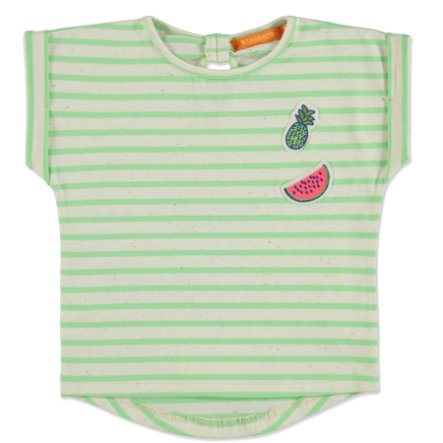 STACCATO Girls T-Shirt apple Streifen