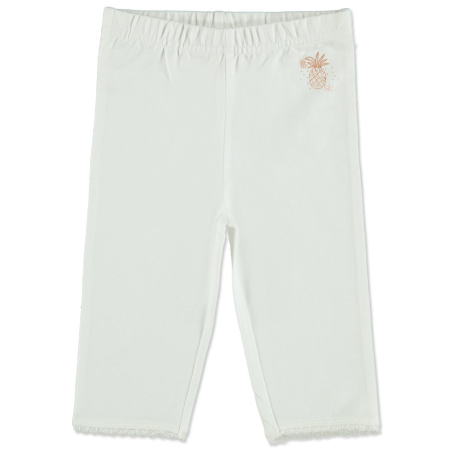 STACCATO Girls Caprileggings soft white