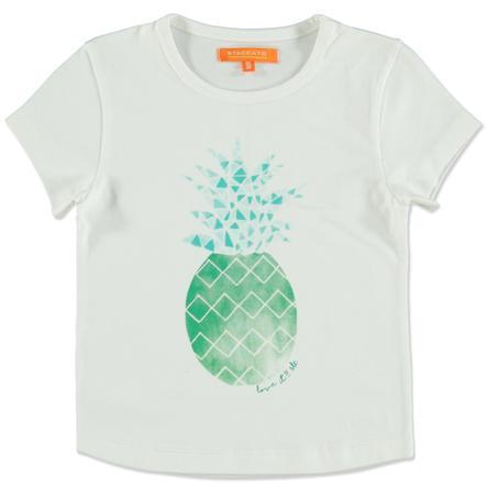 STACCATO T-Shirt soft white Ananas
