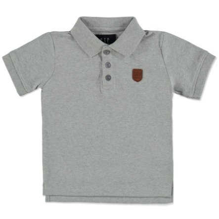 STACCATO Boys Poloshirt cold grey melange