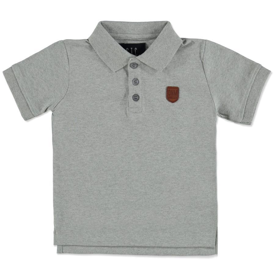 STACCATO Boys Poloshirt grigio freddo melange grigio freddo