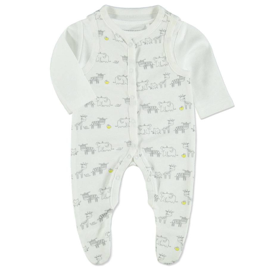 STACCATO Stramplerset white animal