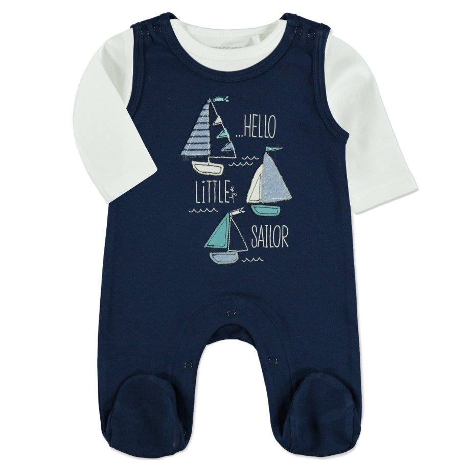 STACCATO Boys Strampler Set navy
