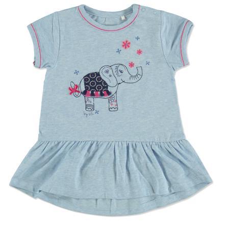 STACCATO Girls Tunika sky blue melange Elefant