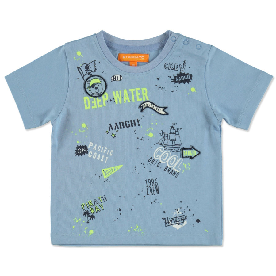 STACCATO Boys T-Shirt bleu clair