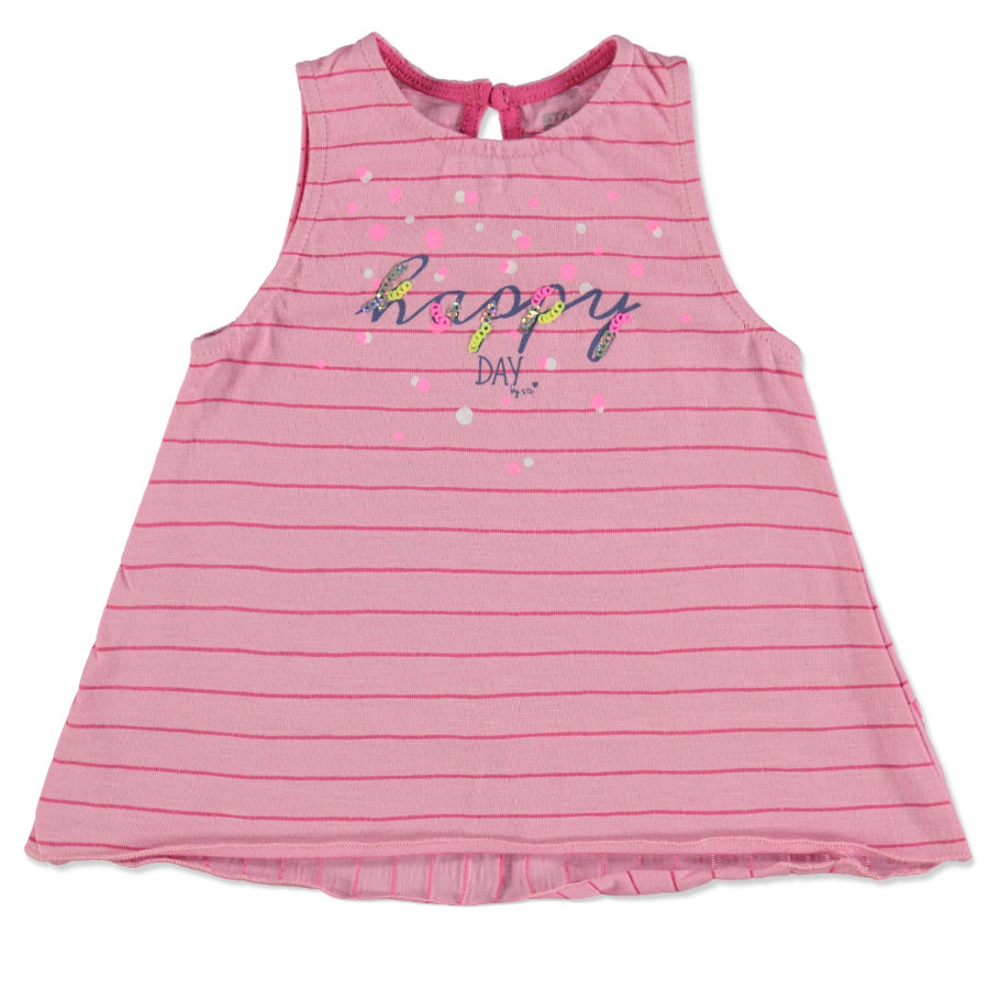 STACCATO Girls Top flamingo Streifen