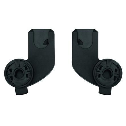 Quinny Zapp X Adapter voor Maxi-Cosi Autostoelen, Black