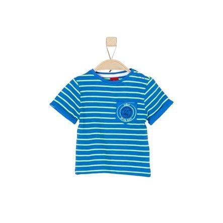 s.Oliver Boys T-Shirt blauwe strepen