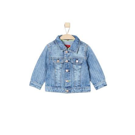 s.Oliver Boys Jeans jasje blauw denim