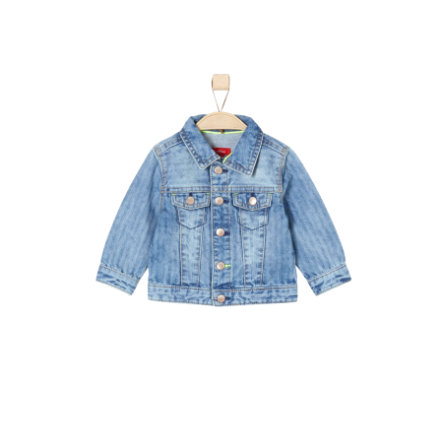 s.Oliver Boys Jeansjacke blue denim