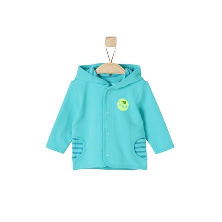 s.Oliver Girl s Sweat veste turquoise
