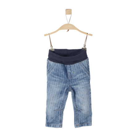 s.Oliver Boys Jeans en denim bleu régulier
