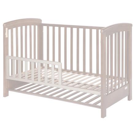 Treppy® Barrière de lit Dreamy Plus 2, blanc