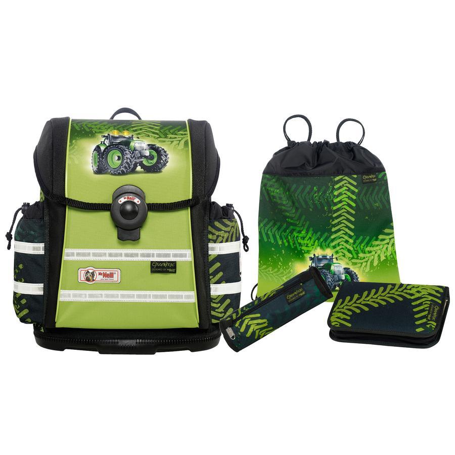 McNeill - Plecak Ergo Light 912 4-częściowy - Greentrac