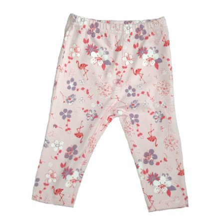 EBI & EBI Fairtrade Leggings allover/rosa