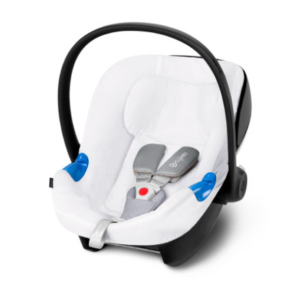 cybex Summer Cover Aton M White