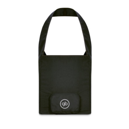 gb Custodia per passeggino Pockit Black