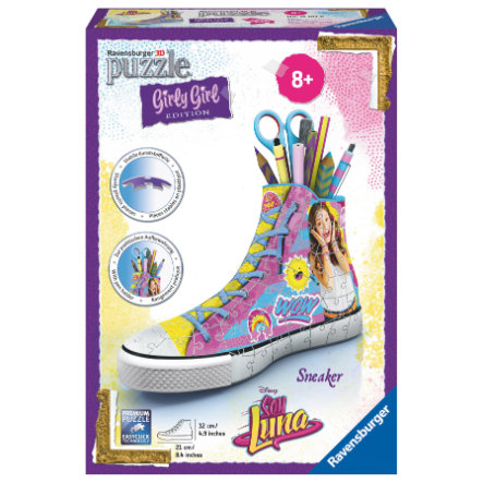 Ravensburger 3D Puzzle Girly Girl Edition: Sneaker - Soy Luna
