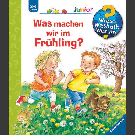 Ravensburger Wieso? Weshalb? Warum? Junior 59: Was machen wir im Frühling?