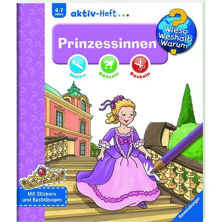 Ravensburger Wieso? Weshalb? Warum? Aktiv-Heft: Prinzessinnen