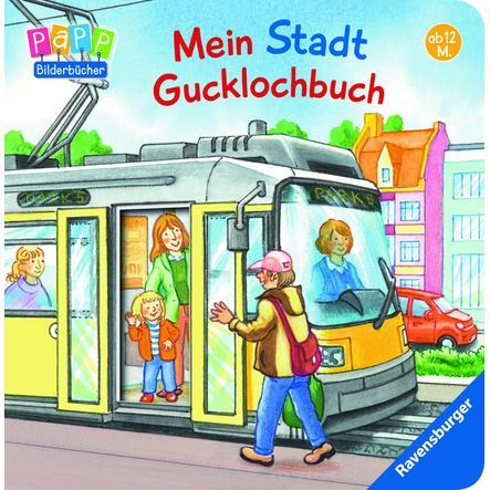 Ravensburger PaPP Bilderbücher - Mein Stadt Gucklochbuch