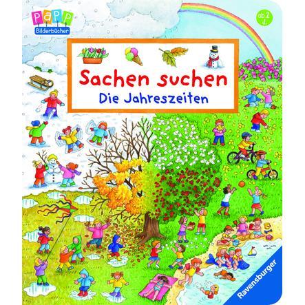 Ravensburger Sachen suchen: Die Jahreszeiten