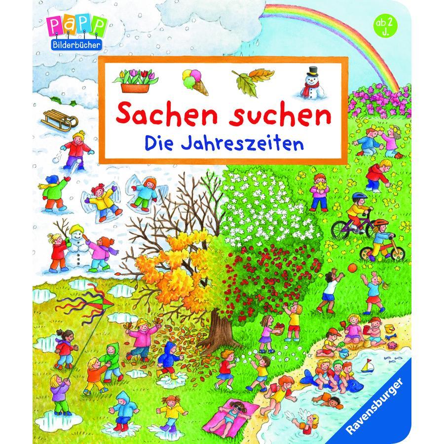 Ravensburger PaPP Bilderbücher - Sachen suchen: Die Jahreszeiten -