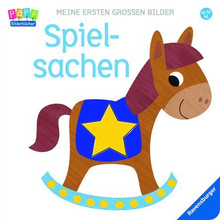Ravensburger PaPP Bilderbücher - Meine ersten großen Bilder: Spielsachen