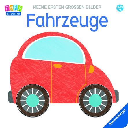 Ravensburger PaPP Bilderbücher - Meine ersten großen Bilder: Fahrzeuge
