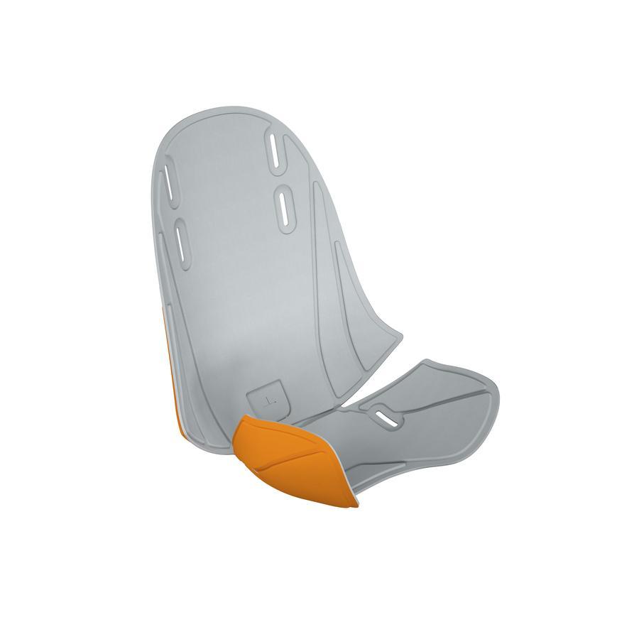 THULE RideAlong Mini Vaihtopehmuste, vaaleanharmaa/oranssi