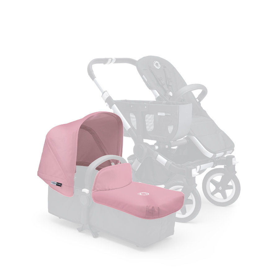 bugaboo Donkey Cover Set Soft Pink