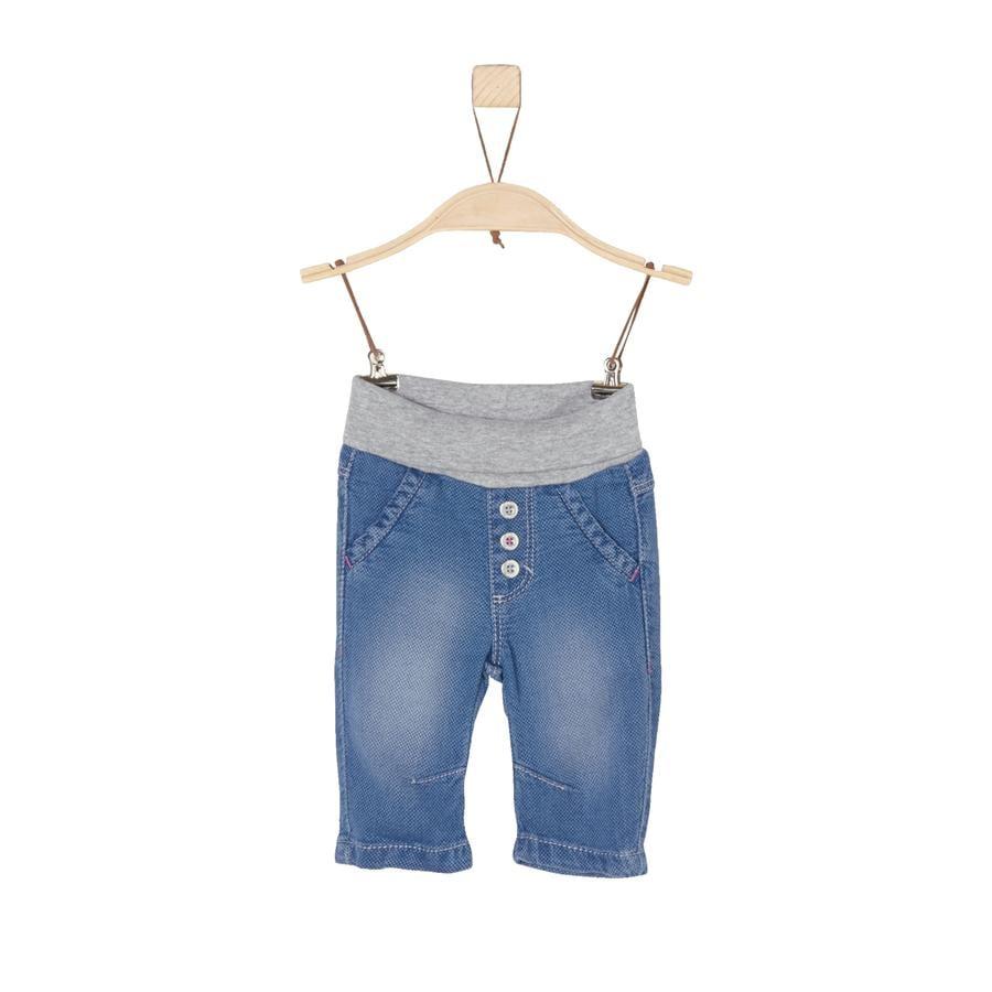 s. Oliver poikien Jeans sininen denim säännöllinen