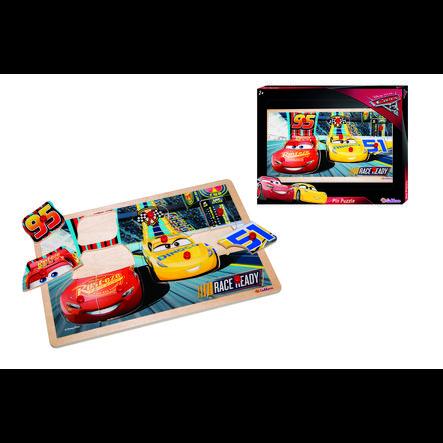 Eichhorn Disney Cars 3  plug-in puslespil